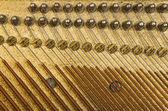 内部のピアノ — ストック写真