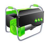 Generador — Vector de stock