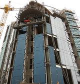 Budowa domu biura — Zdjęcie stockowe