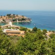 Sveti Stefan - Stock Photo