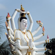 Shiva on Samui — Stock Photo