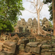 Angkor. Siem Reap.Cambodia — Stock Photo