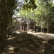 Stock Photo: Angkor temples
