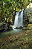 Samui waterfalls — Stock Photo