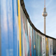 Berlin Wall in Germany — Stock Photo