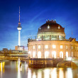 Berlin bode museum - Germany — Stock Photo #10201036