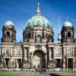 Berlin Cathedral - Berliner Dom - Germany - Stok fotoğraf