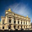 Opera Garnier - Paris - France - Foto de Stock