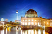 Berlin bode museum - Germany — Stock Photo