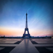 Eiffel tower - paris - frankreich — Stockfoto