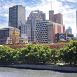 Melbourne city - Victoria - Australia - Foto de Stock  