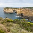 On the Great Ocean Road, Australia - Stock Photo