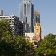Stock Photo: Melbourne city - Victori- Australia