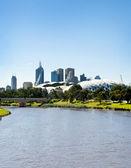 Melbourne city - Victoria - Australia — Stock Photo