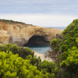 On the Great Ocean Road, Australia — Foto de Stock