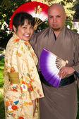 Kimonos — Stock Photo