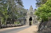 Bayonne wat tapınağı kompleks kapısı. kamboçya — Stok fotoğraf