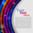 Colorful abstract template — Stock Vector #10104332