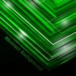 Green vector card — Stock Vector #10104953
