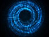 Textura azul — Vetorial Stock