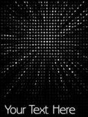 Carte noire — Vecteur