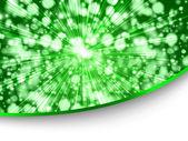 Green card — Stock Vector