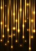Neon lines — Stock Vector