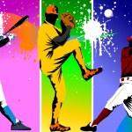 Постер, плакат: Club baseball champions