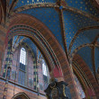 Church interior — Stock fotografie #10496053