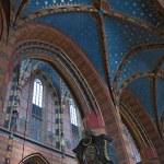 intérieur de l'église — Photo