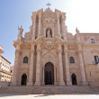 Cathedral in Siracusa — Stock Photo #8105015