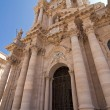 Cathedral in Siracusa — Stock Photo #8105025