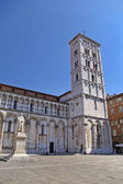 Church in Lucca — Стоковое фото