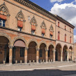 Stock Photo: Santo Stefano piazzin Bologna