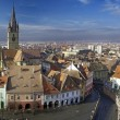 Sibiu old town — Stock Photo #9143256