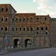 Porta Nigra in Trier - Stock Photo