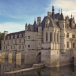 Chenonceau castle - Stock Photo