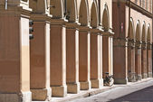 Urban scene in Italy — Stock Photo