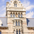 Old college building in oxford city in the uk, — Stock Photo #8637574