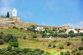 Landscape of Monsaraz, old village. — Stock Photo
