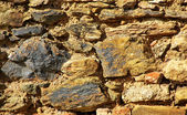 Wall stone background — Stock Photo