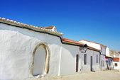 Street of Serpa village,Portugal — Stock Photo