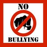 No bullying sign illustration — Stock Photo #9877180