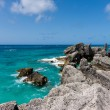 Horseshoe Bay in Bermuda — Stock Photo