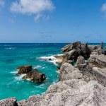 Horseshoe Bay in Bermuda — Stock Photo #10536252