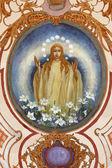 聖母マリアの無原罪懐胎 — ストック写真
