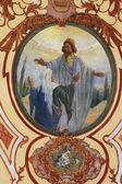 イエスが彼の母に現れる — ストック写真