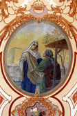 Visitation of the Blessed Virgin Mary — Stock Photo