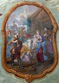 Julkrubba, konungarnas — Stockfoto
