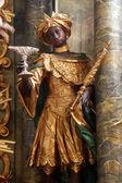 Balthazar, Biblical Magi — Stock Photo